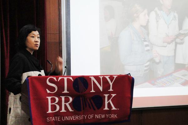美国纽约州立大学石溪分校代表来校访问-中国矿业大学(北京) 新闻